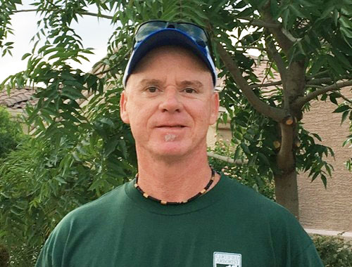 "Martin ""Burt"" Griner Certified Arborist 
